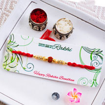 Bhaiyaji single Rakhi: Send Rakhi to Adelaide