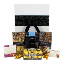COFFEE and CHOC: Gift Hampers to Australia
