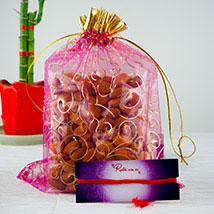 Crunchy Dry Fruits N Tikka: Bhai Dooj Gift Delivery in Australia