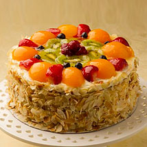Fruit Cake: Anniversary Gifts to Australia