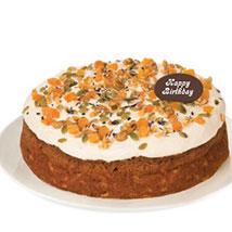 Healthy Carrot Cake: Send Cakes to Australia