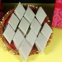 Kaju Burfi: Send Diwali Gifts to Perth