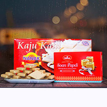 Kaju Katli and Saon Papdi: Anniversary Gifts to Australia