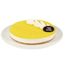 Lemon Cheesecake: Send Cakes to Australia