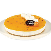Passion Fruit Cake: Cake Delivery in Australia