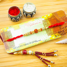 Pavitra Bhaiya Bhabhi Rakhi Set: Send Rakhi to Perth