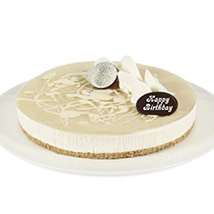 Special Vanilla Cake: Send Birthday Gifts to Australia