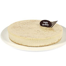 Vanilla Cheesecake: Cake Delivery in Australia