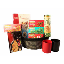 Tea Time Gift basket: Gifts to Austria