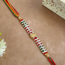 A Rakhi Thread of Love: Rakhi to Calgary