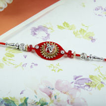 A Traditional Rakhi: Send Rakhi to Calgary