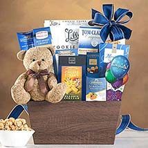 Bear Hugs Congratulations: Send Birthday Chocolates to Canada