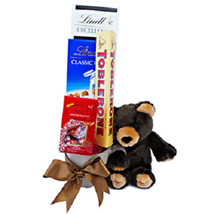 Beary Special Gift: Gift Basket Delivery in Canada