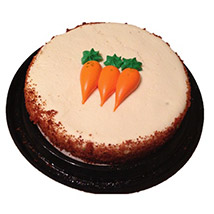 Carrot Cake Half Kg: Thank You