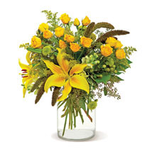Good as Gold: Send Flowers to Vancouver