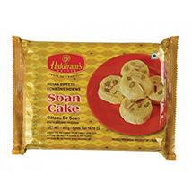 Haldiram Soan Cake 400 Gms: Send Sweets to Canada