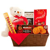 I Give You My Heart: Gift Hampers to Canada