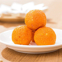 Motichoor ladoo: Send Sweets to Canada