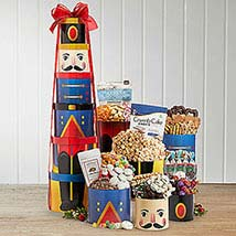 Nutcracker Chocolate and Sweets: Christmas Gift Baskets to Canada