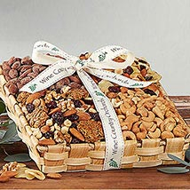 Orchards Mixed Nut Gift Tray: Christmas Gift Hampers to Canada