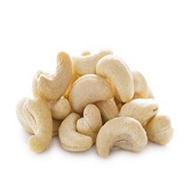 Plain Cashew Nuts: Bhai Dooj Gift Delivery in Canada