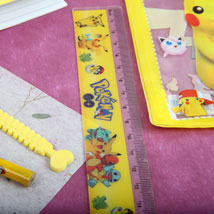 Pokemon Stationary Set Rakhi: Rakhi to Calgary