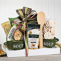 Soups On Basket: Gift Hampers to Canada
