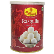 Squeezy Rasgulla 1 Kg: Birthday Gifts to Canada