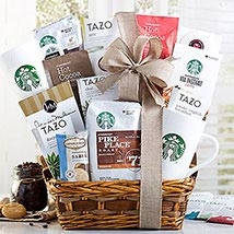 Starbucks Spectacular: Christmas Gift Hampers to Canada