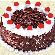 Sublime Black Forest Cake: Send Thank You Gifts to Canada