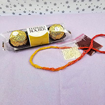 Sweet Expression Of Love: Bhai Dooj Gift Delivery in Canada
