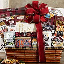 The Classic Basket: Gift Hampers to Canada