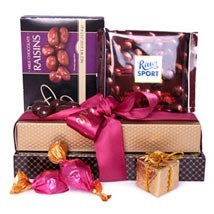 Traveling Chocolates: Gift Hampers to Canada