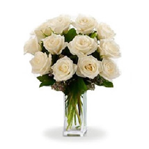 White Roses: Gifts to Canada for Husband