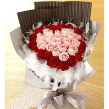 Cute Flower: Gifts to China