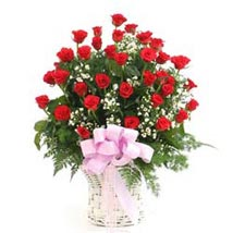 Rose basket C CIN: