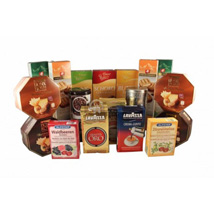 Coffee Gift Basket: Gifts to Denmark