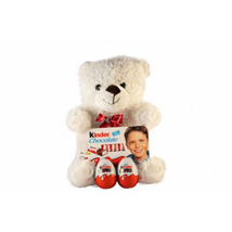 Kinder Surprise Teddy: Gifts to Denmark