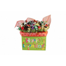Happy Birthday Sweet Bouquet: Send Gifts to France