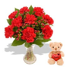 Passion bouquet: Send Gifts to France