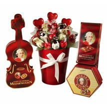 Passional symphony: Gifts to France