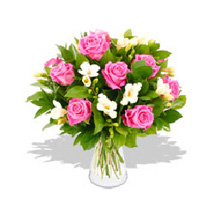 Roses tentation: Send Gifts to France