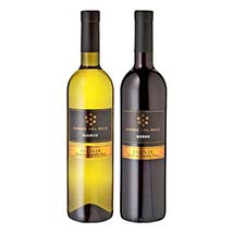 2 Bottle of Sicilian Wine: Anniversary Gifts to Germany