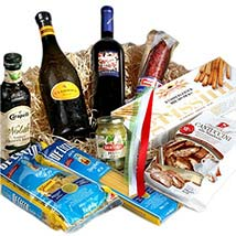 Bella Italia Hamper: Christmas Gift Hampers to Germany