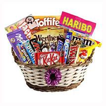 Best Treats Basket: Send Gift Baskets to Germany