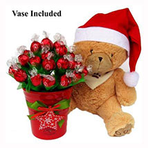 Christmas Teddy Wishes: Gift Hampers to Germany