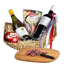 Gourmet Hamper Vive La France: Valentines Day Gifts to Germany