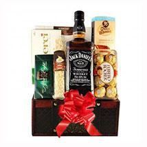 Jack Daniels Gift Basket: Christmas Gift Delivery Germany
