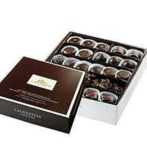 Lauensteiner Dark Chocolate: Valentines Day Gifts to Germany