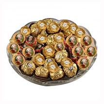 Mozart Rocher Platter: Send Gift Baskets to Germany